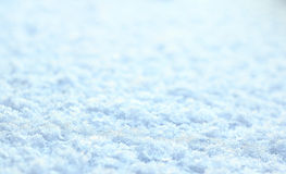 Foto des Schnees Stockfoto