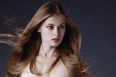 Foto di bella donna Immagine Stock