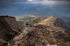 Foto di belle alte montagne di Tatra, Slovacchia, Europa Fotografia Stock Libera da Diritti