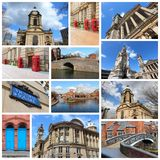 Foto di Birmingham Fotografie Stock Libere da Diritti