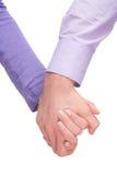 Foto di concetto di amicizia e di amore Fotografia Stock