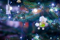 Foto di concetto di Natale Fotografia Stock