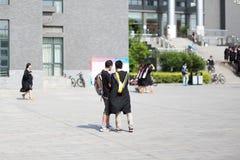 Foto di graduazione Fotografia Stock Libera da Diritti
