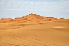Grande duna Fotografia Stock
