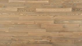 Legno Naturale Chiaro : Parete di legno reale di colore marrone chiaro fotografia stock