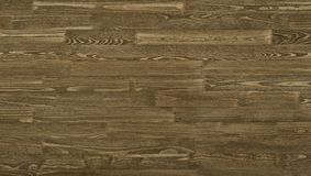 Foto di legno naturale per fondo o struttura, colore di marrone scuro fotografia stock