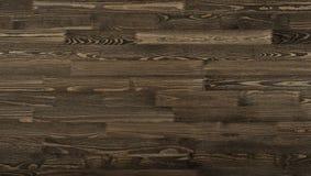 Foto di legno naturale per fondo o struttura, colore di marrone scuro immagine stock libera da diritti