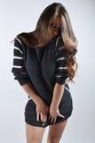 Foto di modo di bella donna Fotografie Stock
