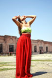 Foto di modo di bella donna Fotografie Stock Libere da Diritti