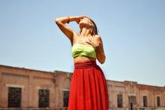 Foto di modo di bella donna Fotografia Stock Libera da Diritti