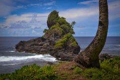 Foto di Pago Pago samoa americane Immagine Stock Libera da Diritti