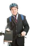 Foto di riserva del missionario cristiano della bicicletta fotografie stock