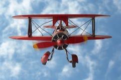 Foto di riserva di un aereo di modello fotografia stock