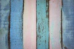 Foto di riserva - vecchia annata di legno del modello Immagini Stock