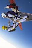 Foto di Skydiving immagine stock