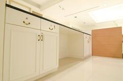 Foto di una casa moderna di disegno interno Fotografia Stock