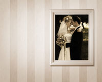 Foto do casamento Foto de Stock Royalty Free