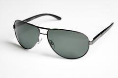 Foto do close-up dos óculos de sol Foto de Stock Royalty Free