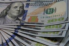 Foto do dinheiro Foto de Stock Royalty Free
