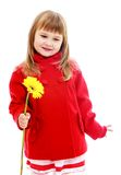 Foto do estúdio das crianças center Imagens de Stock