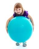 Foto do estúdio das crianças center Imagens de Stock Royalty Free