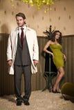 Foto do estilo da moda Imagens de Stock Royalty Free
