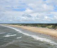 Foto do mar, linha da costa fotografia de stock royalty free