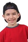 Foto do menino novo adorável Foto de Stock