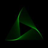 Foto do pêndulo do spirograph da flor Imagens de Stock