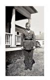 Foto do vintage do fuzileiro naval Imagens de Stock