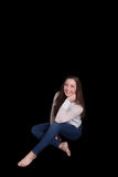 Foto eines 18 Jährigen Stockfotos