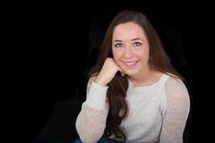 Foto eines 18 Jährigen Lizenzfreies Stockbild
