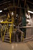 Industriegebäudeinnenraum Lizenzfreie Stockbilder