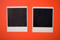 Foto eines Rahmens Lizenzfreie Stockbilder