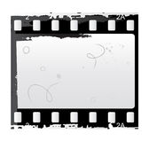 Foto en videofilmvector Royalty-vrije Stock Foto's