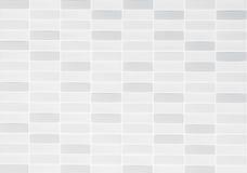 Foto för hög upplösning för grå färgtegelplattavägg verkligt Modell av geometriska former Retro bakgrund för geometrisk hipster m Arkivbild