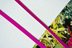 foto för kortcollagepapper Arkivbilder