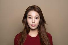 foto femenina asiática joven de la belleza del estudio 20s - Fotografía de archivo libre de regalías