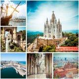 Foto från Barcelona arkivfoto