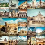 Foto från Rome Arkivbilder