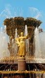 Foto fragment fountain Royalty Free Stock Image