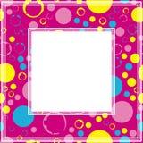 Foto frame-07 Imagens de Stock