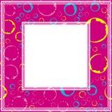Foto frame-01 Imagem de Stock
