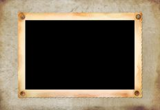 Foto frame vintage Royalty Free Stock Photo