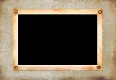foto frame wijnoogst Royalty-vrije Stock Foto