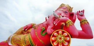 Foto Ganesh-Rosa Lizenzfreie Stockbilder