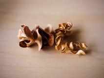 Foto hermosa de la decoración seca muerta de la hoja Fotos de archivo