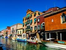 Foto hermosa de Venecia Italia fotos de archivo libres de regalías