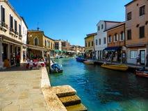 Foto hermosa de Venecia Italia foto de archivo libre de regalías