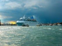 Foto hermosa de Venecia Italia imágenes de archivo libres de regalías